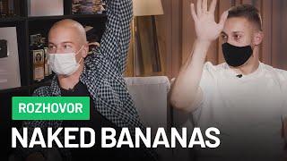 Naked Bananas: Matka jedného fanúšika nám povedala, že sme ko**** (Rozhovor)