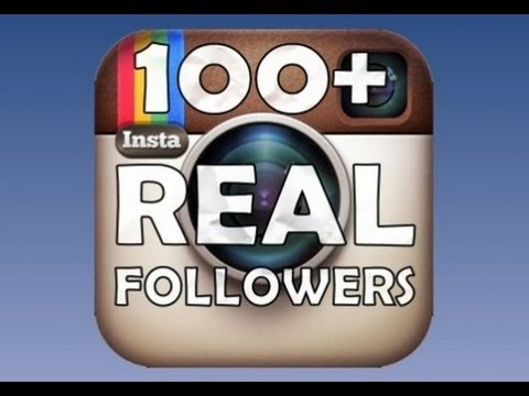 How to get instagram followers and likes, Fast! [FREE 2013] *WORKING 100%*
