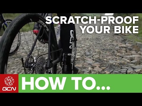How To Keep Your Road Bike Scratch-Free |Prevent Cable Rub & Stone Chips