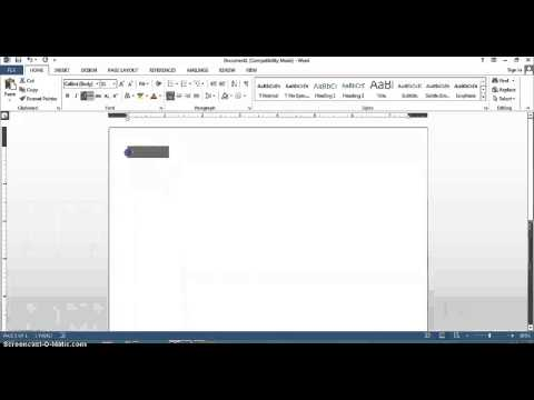 How to Make Hyperlinks Active in a Microsoft Word Document : Microsoft Office Help