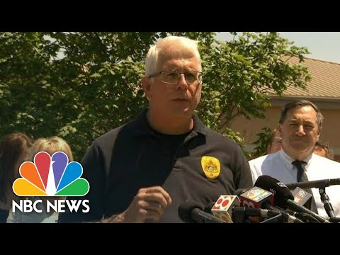 Timeline Of Indiana School Shooting That Injured Two | NBC News