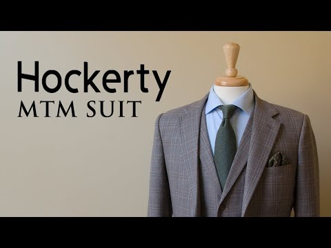 Hockerty Made to Measure Suit