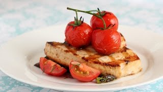 Grilled Swordfish Marinades Doneness Heat Control Explained