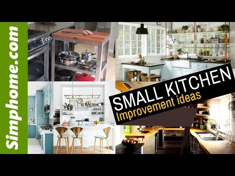 20 Small Kitchen improvement idea