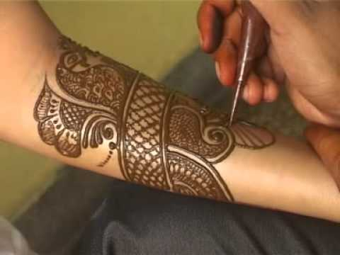 How To Make Henna Mehendi Designs Bridal Mehendi by Sunil Kumar