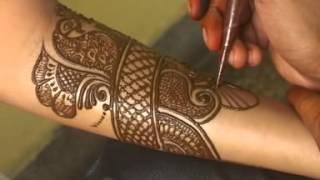 How To Make Henna Mehendi Designs Bridal Mehendi by Sunil Kumar