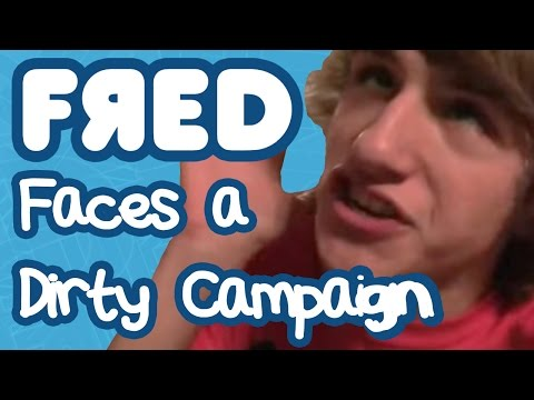 Fred Faces a Dirty Campaign