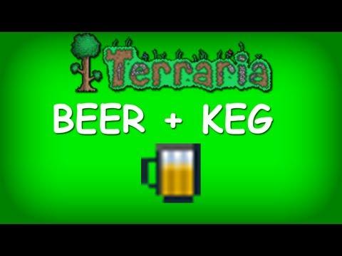 Terraria - Beer (Keg)