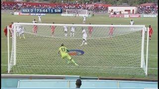 MAGOLI: NKANA FC 2-1 SIMBA SC (CAF CL - 15/12/2018)
