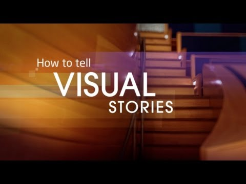 Powerful Presentations: How to Tell Visual Stories