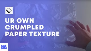 How To Make Crumpled Paper Texture