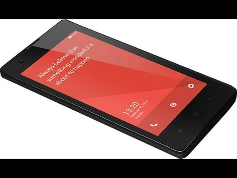 Redmi 1S Price, Features, Review