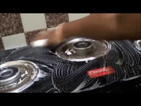 How to clean Gas Stove cooktop