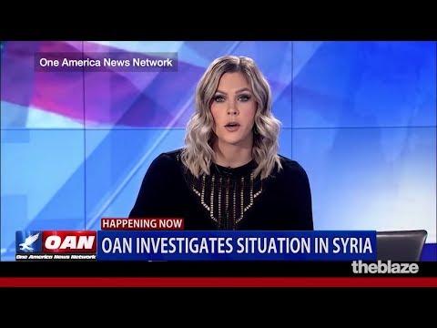American journalist pushes Syrian government propaganda