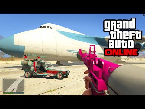 GTA 5 Online - $12 Million Dollar Spending Spree Online!  (GTA V Online PS4 Gameplay)