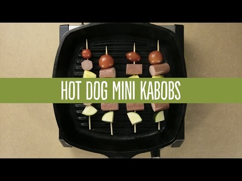 Hot Dog Mini Kabobs | Recipes | 365 by Whole Foods Market