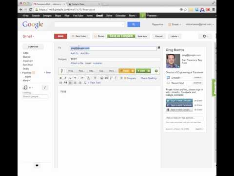 Old Compose -- Restore Your Gmail Compose Settings!
