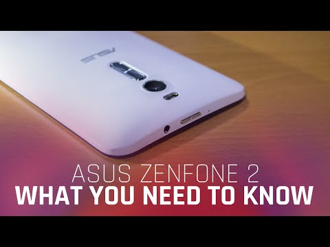ASUS Zenfone 2 Philippines Variants Explained!