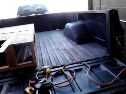 My Truck Bed Trailer Build