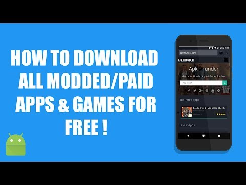 Download Paid/Modded Apps & Games For Free! (2017) [How-to]