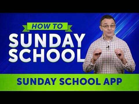 How To Sunday School: Using The Sunday School App To Plan, Prepare & Present | Sharefaith.com