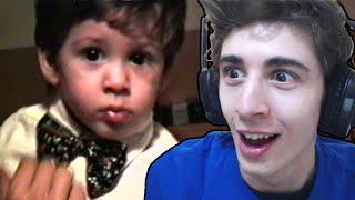 FAVIJ DA BAMBINO! (VIDEO REACTION!) - #Cazzeggiotime