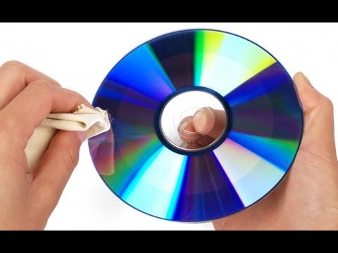 How To Correctly Clean a CD !!!