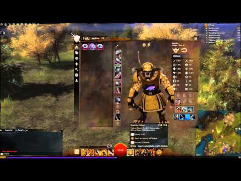 Guild Wars 2 PvP Guide: Hambow Warrior