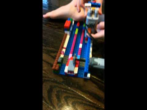 Joey Almost 5 Own Boat Ramp Design