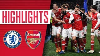 BELLERIN TO THE RESCUE!   Chelsea 2-2 Arsenal   Premier League highlights