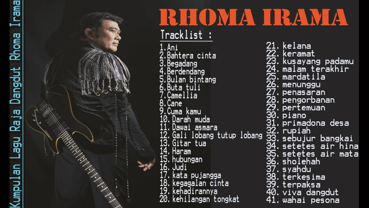 Download Rhoma Irama - Musik MP3 Gratis
