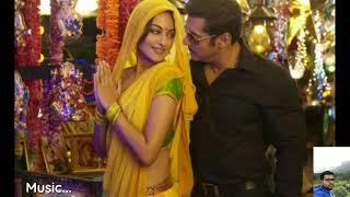 Dabangg 3 - Awara Lyrics with English translation Salman Khan Sonakshi Sinha Salman Ali Muskaan 