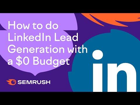 LinkedIn Lead Generation with a $0 Budget by Deepak Shukla