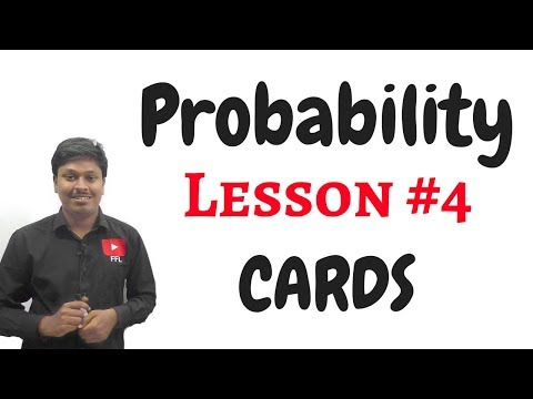 Probability_Problems Based on CARDS#LESSON-4