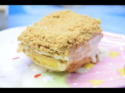 Mango Float a simple recipe