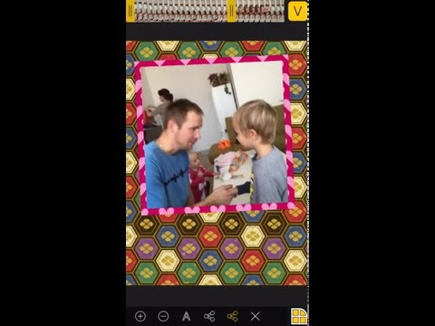 Live Gif Collage App