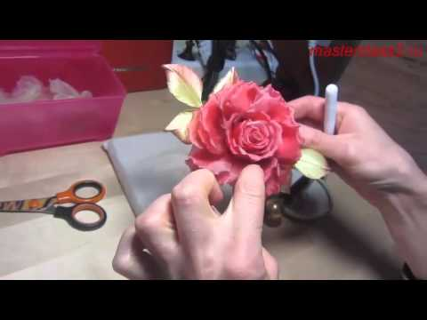 Master class Silk Rose - Somebana Japanese technique