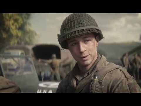 Call Of Duty WW2 Walkthrough Mission: Operation Cobra PS4 Gameplay