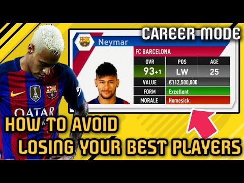 How to avoid losing YOUR BEST PLAYERS from being