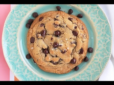 XL HUGE Chocolate Chip Cookie