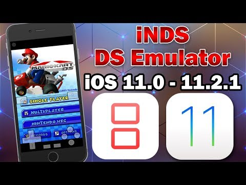 How to Install iNDS Nintendo DS Emulator on iOS 11.0 - 11.2.1 (No Jailbreak / No Computer)