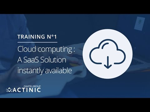 Cloud Computing - Actinic's e-Commerce Solution