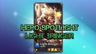 Heroes Charge Spotlight: Light Bringer (NEW hero)