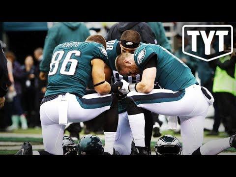 OOPS: Fox News VERY Sorry For Bashing Praying Eagles