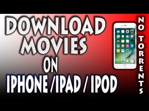 How to download movies on iphone ipad ipod without jailbreak ( no torrent required - no jailbreak)