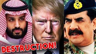 Why Trump Attends Raheel Sharif Led Arab Nato Summit? SHOCKING!