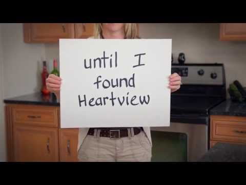 Heartview Commercial w/Signs