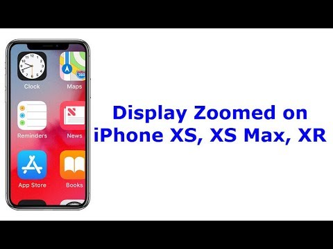 Display Zoomed on iPhone XS, XS Max, and XR (Solved)