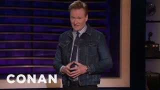 Conan: Kim Kardashian & Kanye's Marriage Is Over - CONAN on TBS
