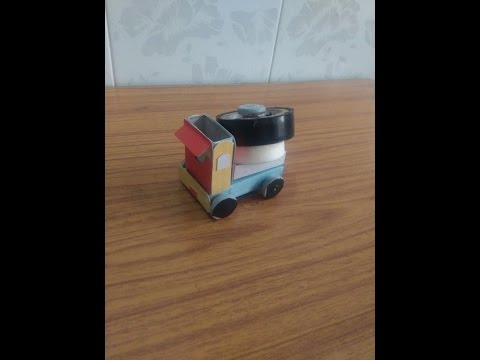 Kids Match Box Truck